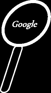 Suchmaschinen Lupe